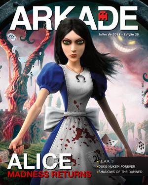 Revista Digital Arkade - Edição Número 25