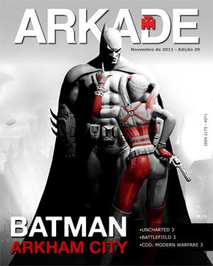 Revista Digital Arkade - Edição Número 29