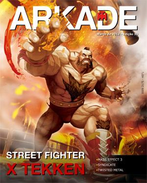 Revista Digital Arkade - Edição Número 33