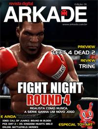 Revista Digital Arkade – Edição número 1