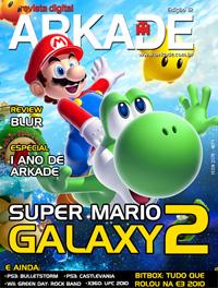 Revista Digital Arkade – Edição número 12