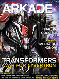 Revista Digital Arkade – Edição número 13