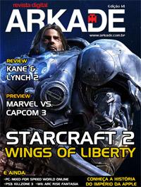 Revista Digital Arkade – Edição número 14