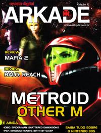Revista Digital Arkade – Edição número 15