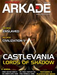Revista Digital Arkade – Edição número 16