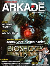 Revista Digital Arkade – Edição número 2