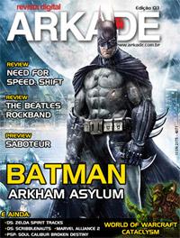 Revista Digital Arkade – Edição número 3