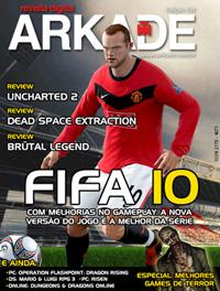 Revista Digital Arkade – Edição número 4