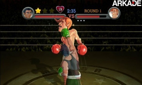Punch Out  - Nintendo Wii
