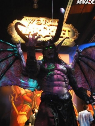 Action Figure dos Sonhos - Illidan do World of Warcraft