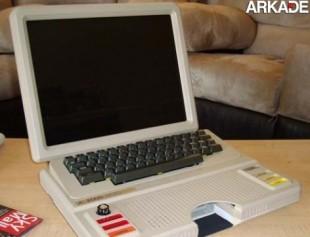 Laptop Atari 800
