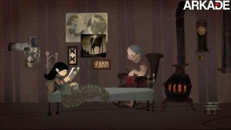 LucasArts anuncia seu novo e criativo game: Lucidity