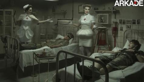 Comercial polêmico mostra gamer doando sangue a um nazista