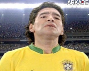 maradona brasileiro