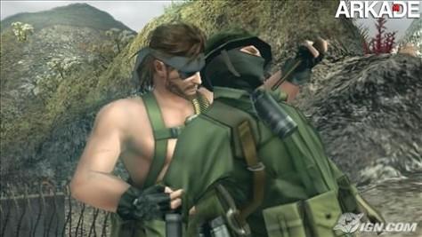TGS - Konami lança demo de Metal Gear Solid: Peace Walker