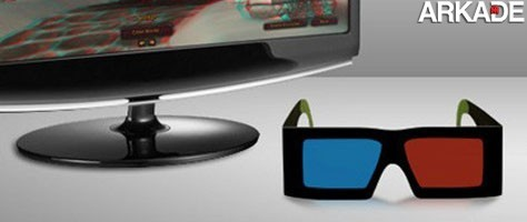 NVIDIA traz visual 3D gratuito para jogos de PC