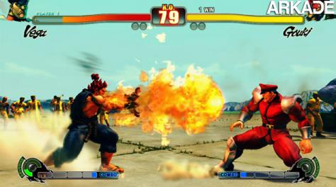 Street Fighter IV com 50% de desconto no Steam