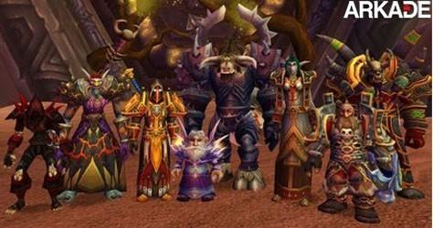 Quer saber os números de World of Warcraft?