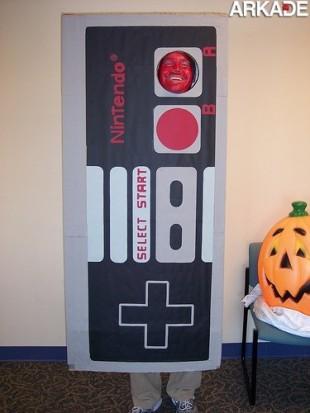Halloween Arkade: Fantasias geek para o Dia das Bruxas
