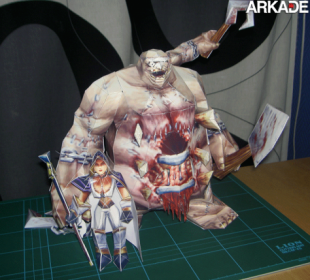 papercraft wow 310x280 Incríveis papercrafts de World of Warcraft
