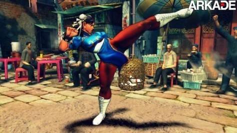 "Trailer do ""novo"" Street Fighter IV: New Warrior"