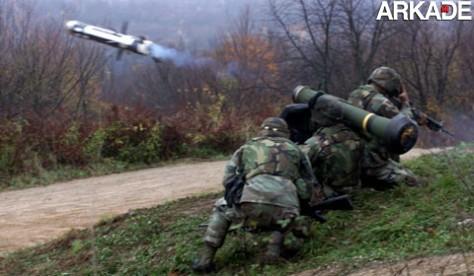 Modern Warfare 2 e os fails com o Javelin