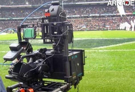 cultura Sony vai filmar Copa de 2010 com câmeras 3D