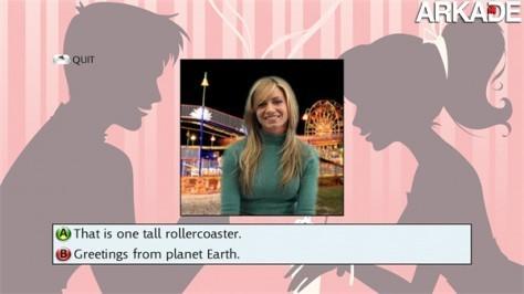 Bizarro: jogo da Xbox Live ensina como dar em cima de garotas