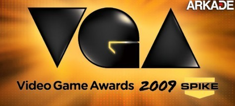 Confira os jogos anunciados no Video Game Awards 2009