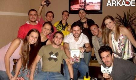 Galeria de fotos da primeira Arkade Party - Em Curitiba-PR