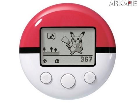 Pokémon HeartGold e SoulSilver virão com pedômetro