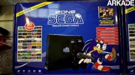 noticias BOMBA! Sega lança novo console após 10 anos