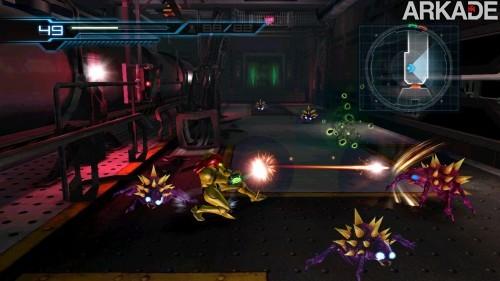 Other M 04 noscale Metroid: Other M ganha data de lançamento e novas imagens