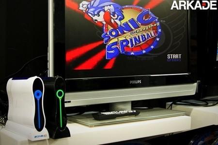 BOMBA! Sega lança novo console após 10 anos