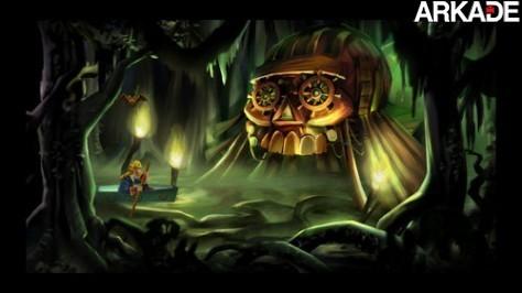 Confira novas imagens de Monkey Island 2 Special Edition
