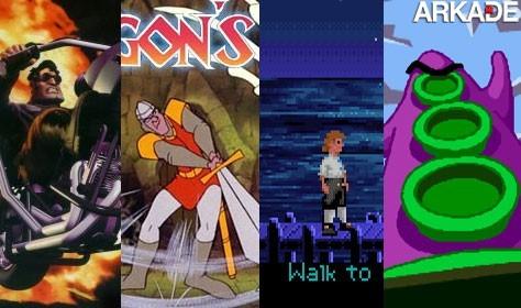 Coisas que ainda gostaríamos de ver no mundo dos games
