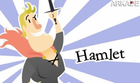 Jogo baseado em Hamlet sairá no próximo mês