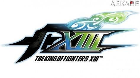 Veja screenshots e artworks de King of Fighters XIII