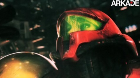 Confira o novo e sensacional trailer de Metroid: Other M