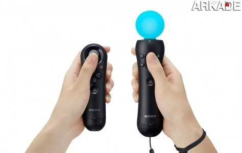 Sony finalmente revela seu novo controller, o PlayStation Move