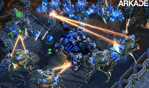 Vídeo-preview exclusivo: StarCraft II - testamos o beta!