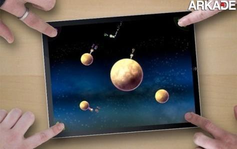 Globetrotters - o primeiro jogo multiplayer para o iPad