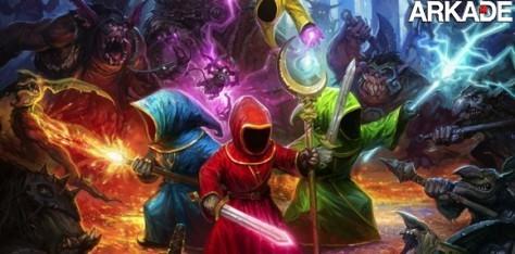 Magicka, RPG para Xbox Live, tira sarro de jogos clássicos