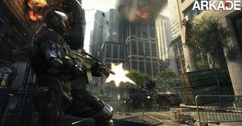Veja o trailer de Crysis 2 que passou no telão da Times Square