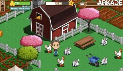 noticias Menino britânico gasta mais de 2.400 reais com o jogo FarmVille