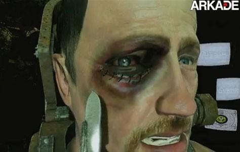 Konami lança primeiro trailer do game de Jogos Mortais 2