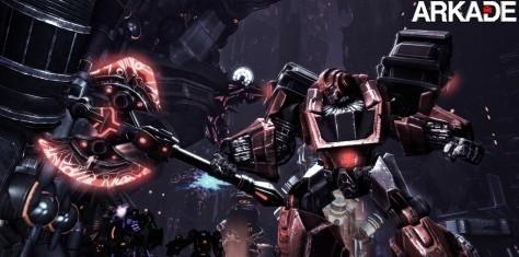 Confira o novo trailer de Transformers: War for Cybertron