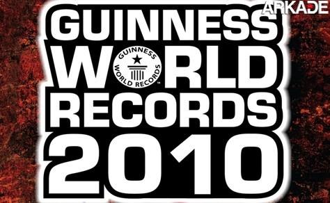 noticias As 50 maiores franquias dos games do Guinness votadas pelos fãs