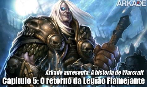 Arkade Apresenta: A história de Warcraft Capítulo 5