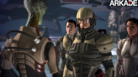 mass effect11 Legendary Pictures adquire direitos de filme de Mass Effect